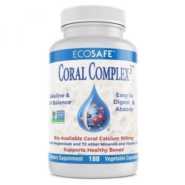 Coral Complex 180 Capsules