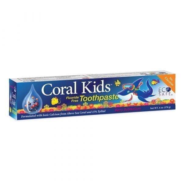 coral calcium toothpaste