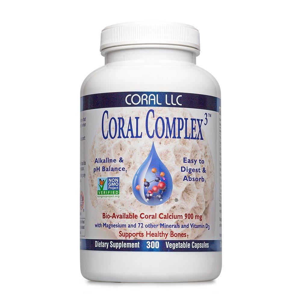 coral mineral capsules