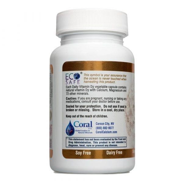 coral calcium d3 vitamin