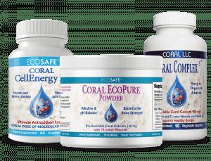coral calcium products