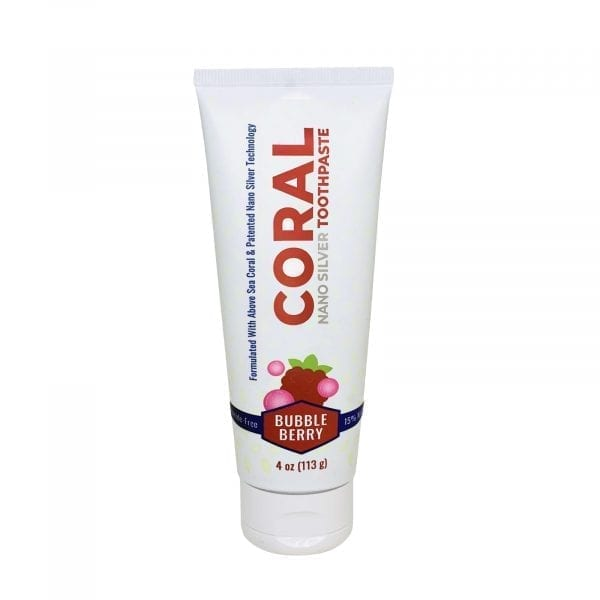 bubble berry toothpaste